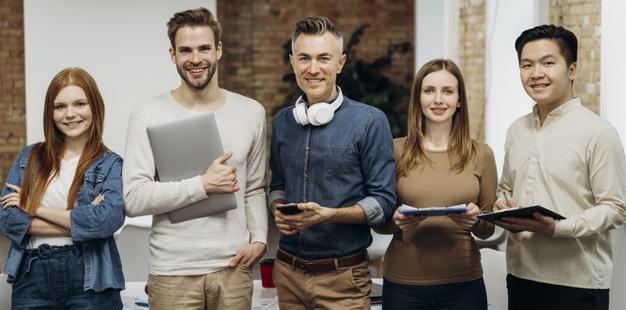 economia colaborativa equipe