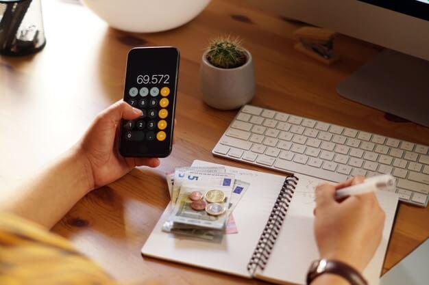 estabilidade financeira calculadora