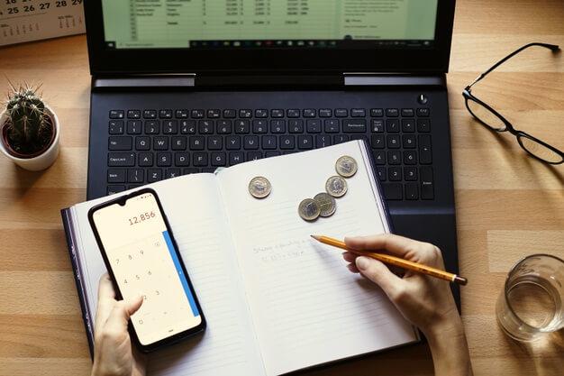 estabilidade financeira calculo