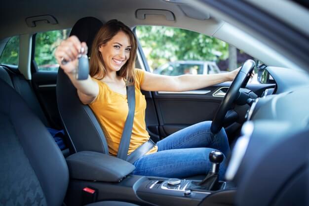 comprar ou alugar carro nova motorista