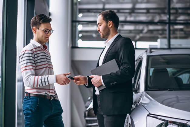 comprar ou alugar carro venda